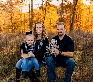 Danielle Vote & Family